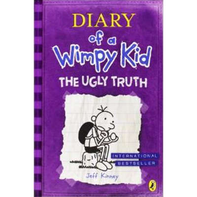 Diary of a Wimpy Kid #5: The Ugly Truth 9780141340821