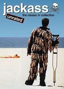 JACKASS: CLASSIC TV COLL (UNRATED) (4DVD)