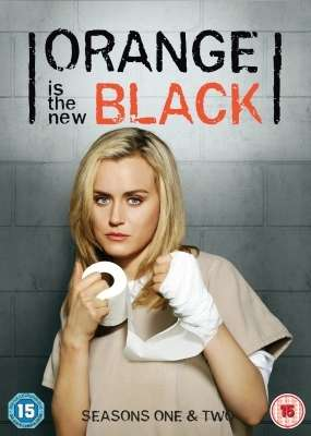 ORANGE IS THE NEW BLACK: SEASON 1-2 (8DVD)