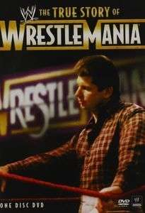 TRUE STORY OF WRESTLEMANIA STORY