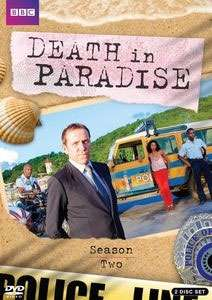 DEATH IN PARADISE: SEASON 2 (2DVD)