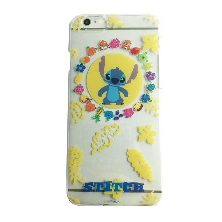 iPhone 6 (4.7) 手機殼: 迪士尼 Stitch Floral Loop