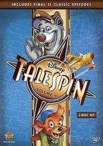 TALESPIN 3 (2DVD)
