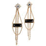 Lumiere Luxe pierced earrings