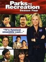 PARKS & RECREATION: SEASON 4 (4DVD)