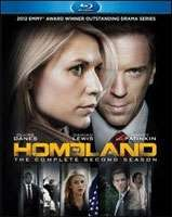 HOMELAND: COMPLETE SECOND SEASON (3BR)