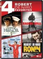 MEN OF HONOR/RAGING BULL/KING OF COMEDY/RONIN