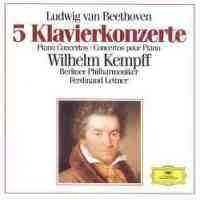 BEETHOVEN: 5 PNO CONC (3CD)