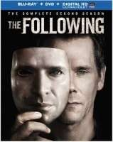 FOLLOWING: COMPLETE SECOND SEASON (+DVD)