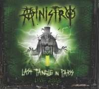 LAST TANGLE IN PARIS/LIVE 2012 DEFIBRILA TOUR (2LP) (US VER)