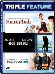 SPANGLISH/PUNCH DRUNK LOVE/REIGN OVER ME (2DVD)