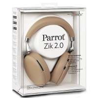 ZIK 2.0 BY PHILIPPE STARCK: BLUETOOTH HEADPHONE (BROWN)