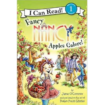 Fancy Nancy: Apples Galore! (I Can Read Books: Level 1)9780062083104