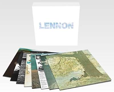 LENNON (9LP: 180G VINYL LP) (IMAGINE/MIND GAMES/WALLS & BRIDGES/DOUBLE