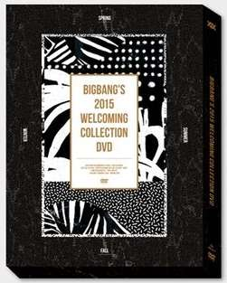 2015 WELCOMING COLL (+PHOTOBOOK/+CALENDAR) (LTD ED) (韓國進口版)