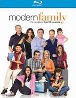 MODERN FAMILY: COMPLETE FOURTH SEASON (3BR)