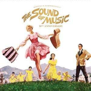 SOUND OF MUSIC (50TH ANNIVERSARY) (180G VINYL LP) (US VER)