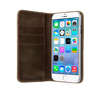Italian Premium Leather Case Heritage Series Book Type Apple iPhone 6/6S - 4.7