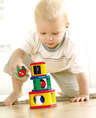 Tolo Classic - Stacking Activity Shapes