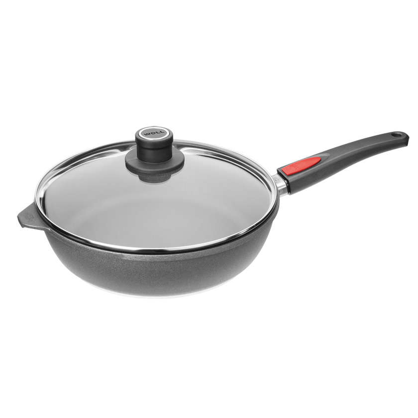 WOLL Induction Line 28cm Saute Pan with cover