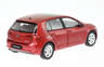 1/18 VW VOLKSWAGEN 'THE NEW GOLF' in Red Colour