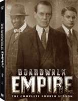 BOARDWALK EMPIRE: COMPLETE FOURTH SEASON (4DVD)酒私風雲:第4輯