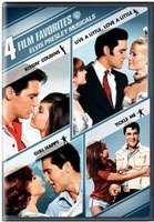 MUSICALS: 4 FILM FAVORITES (2DVD) (KISSIN COUSINS/GIRL HAPPY/LIVE A LI