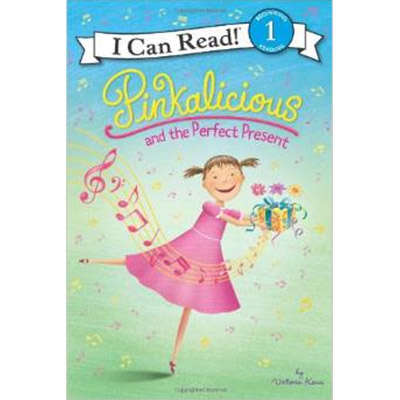 Pinkalicious and the Perfect Present (I Can Read Books: Level 1) 9780062187888