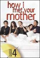 HOW I MET YOUR MOTHER: SEASON 4 (3DVD)
