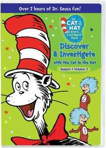 DISCOVER & INVESTIGATE WITH CAT IN