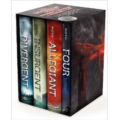 Divergent Series Ultimate Four-Book Box Set 9780062352163