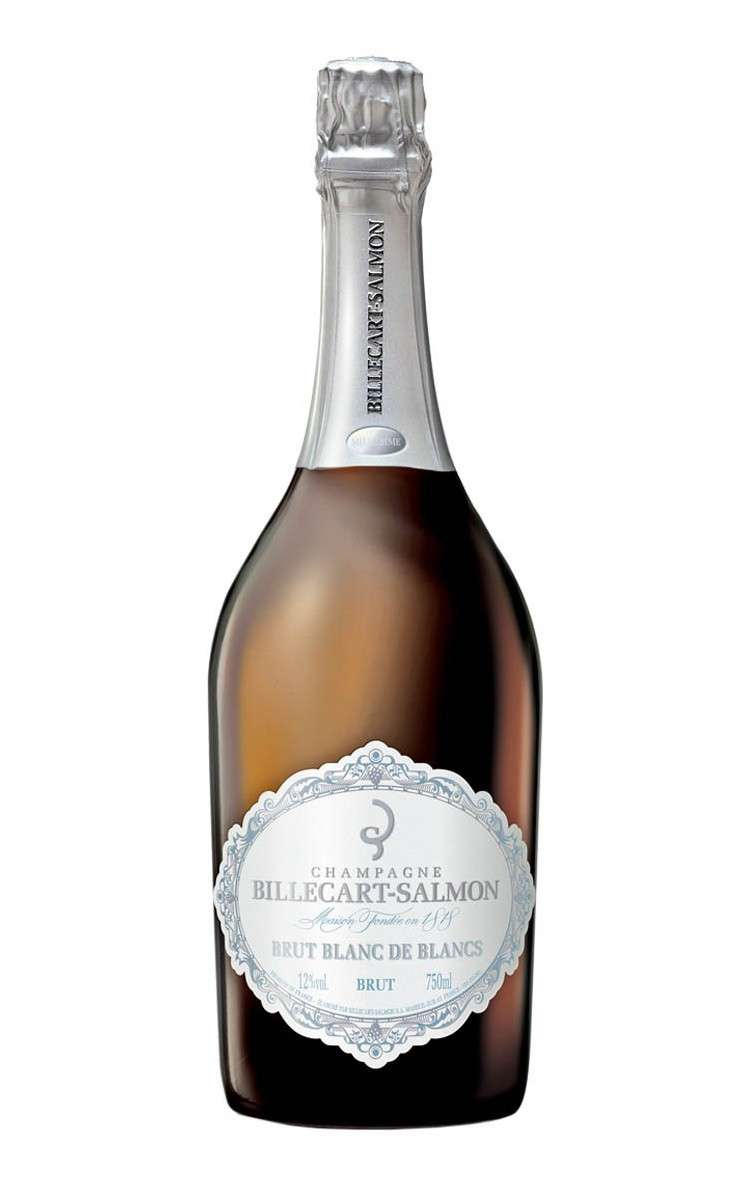 Billecart-Salmon Brut Blanc de Blancs Grand Cru