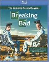 BREAKING BAD: COMPLETE SECOND SEASON (3BR)