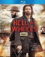 HELL ON WHEELS: COMPLETE THIRD SEASON (3BR)