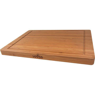 LOVOS BAMBOO BOARD W/GROOVE/ 12x9'