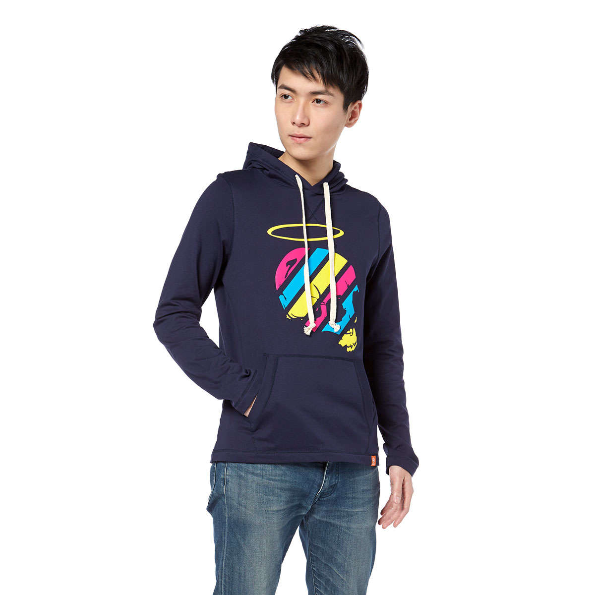 Peace Unisex Thin Hoodies Pullover