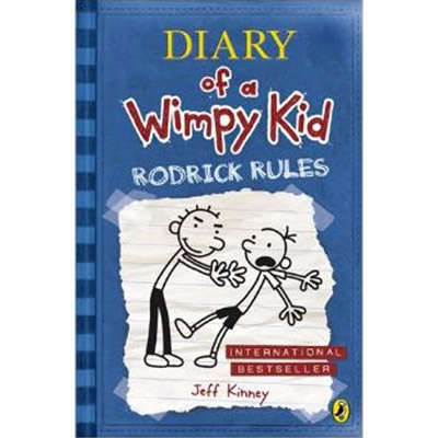 Diary of a Wimpy Kid #2: Rodrick Rule 9780141324913
