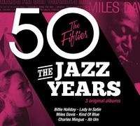 JAZZ YEARS: 50S (3CD)
