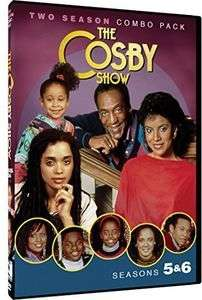 COSBY SHOW: SEASONS 5 & 6 (4DVD)