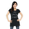 My words by K - Chapter One Lady Slim Long Tee