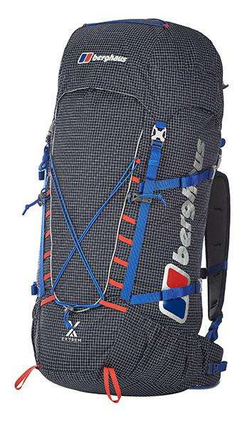 英國戶外遠足露營背囊 - Expedition Light 40 Rucsac, Dark Blue/Blue