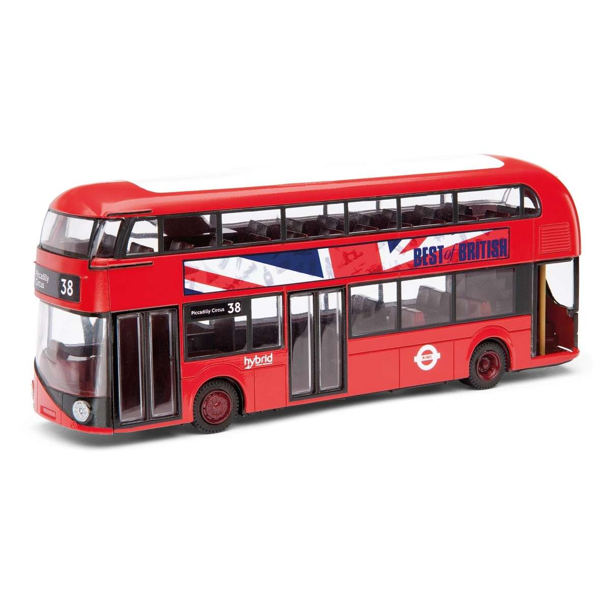 CORGI BEST OF BRITISH NEW BUS FOR LOND