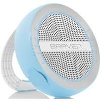 MIRA: BLUETOOTH SPEAKER (WATER RESISTANT) (BLUE/SILVER/WHITE)