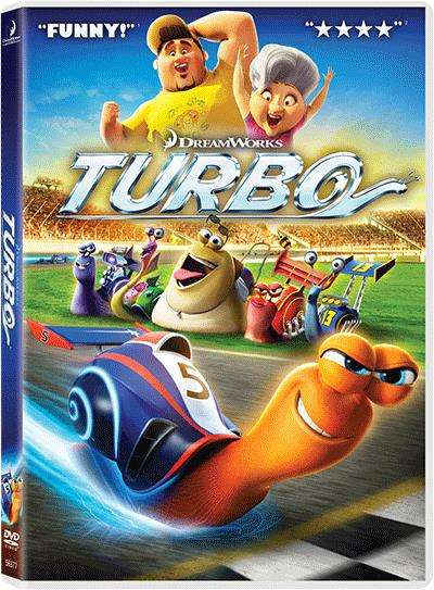 極速TURBO(DVD)