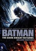 BATMAN: DARK KNIGHT RETURNS (2DVD: DELUXE ED)