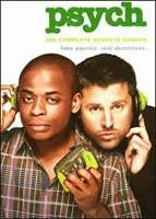 PSYCH: COMPLETE SEVENTH SEASON (3DVD)