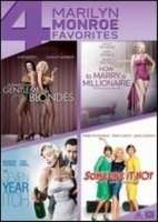 4 FAVORITES (GENTLEMEN PREFER BLONDES/HOW TO MARRY A MILLIONAIRE/SOME
