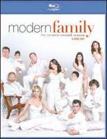 MODERN FAMILY: COMPLETE SECOND SEASON (3BR)