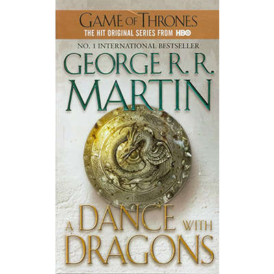 Song of Ice and Fire #5 Dance with Dragons 9780553841121
