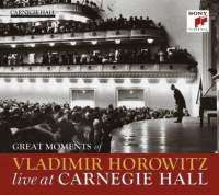 GREAT MOMENTS: LIVE AT CARNEGIE HALL (2CD)